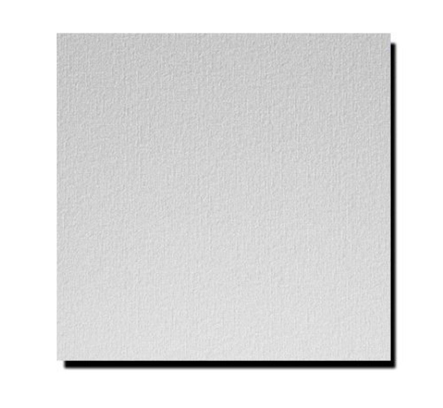 Agnes® wandplaten wit linnen 2600 x 600 x 12 mm (2 stuks)