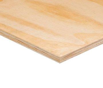 Underlayment Elliottis 9 mm 244 x 122cm - rechte kanten