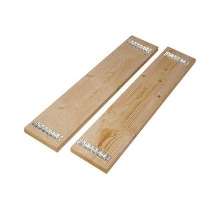 Steigerplanken 32 x 200mm voor meubelbouw