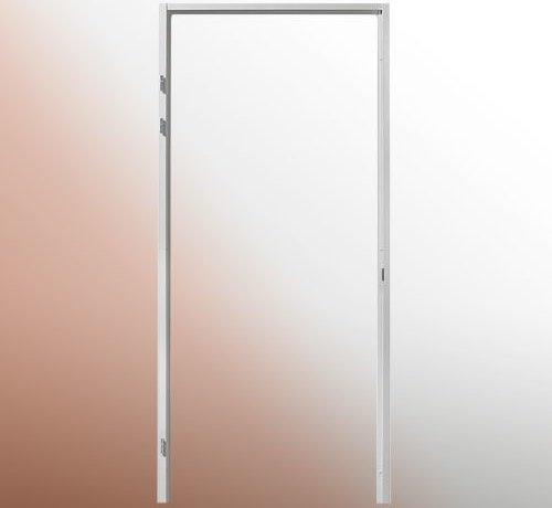 Svedex® Match stalen deurkozijn 100 mm opdek - 2315 mm alpine wit (incl. dorpel)