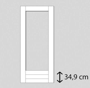 Weekamp buitendeur hardhout WK043 2015 mm