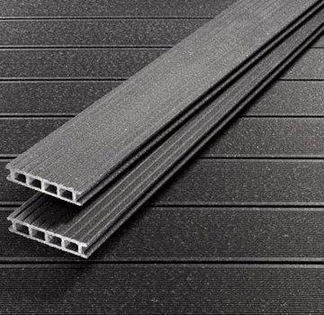 UPM vlonderplank steengrijs 28 x 145 mm - 400cm