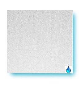 Agnes® Agnes® plafondplaten vochtwerend wit linnen 1200 x 600 x 12 mm (4 stuks)
