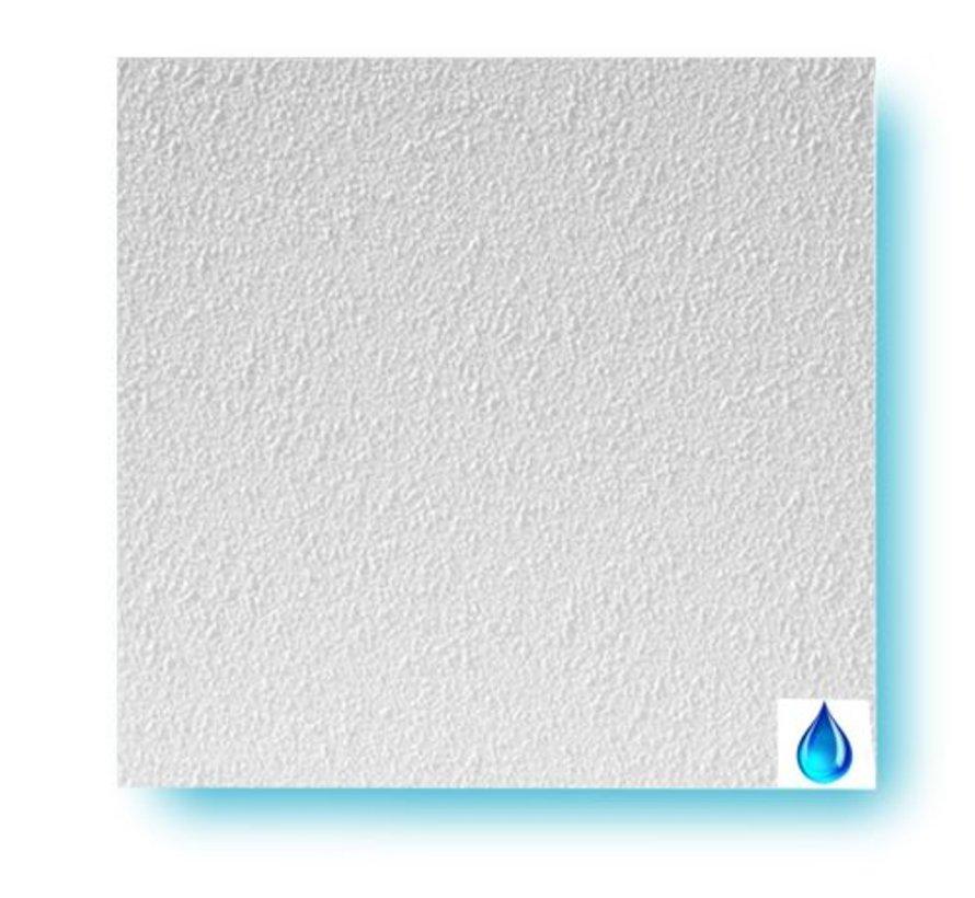 Agnes® plafondplaten vochtwerend wit stuc 1200 x 600 x 12 mm (4 stuks)
