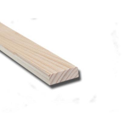 Vurenhout geschaafd 22 x 50mm