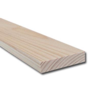 Vurenhout geschaafd 22 x 100mm