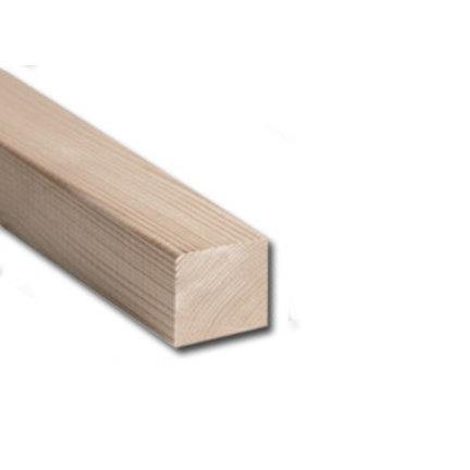 Vurenhout geschaafd 50 x 50mm