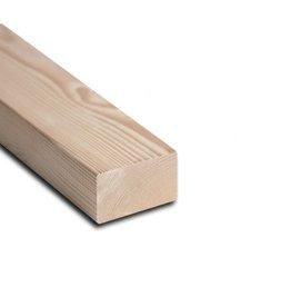 Vurenhout 50 x 75 mm lengte 360cm