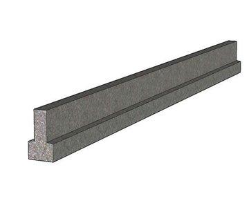 Broodjesvloer betonnen vloerligger type 25 - lengte 205 t/m 300cm
