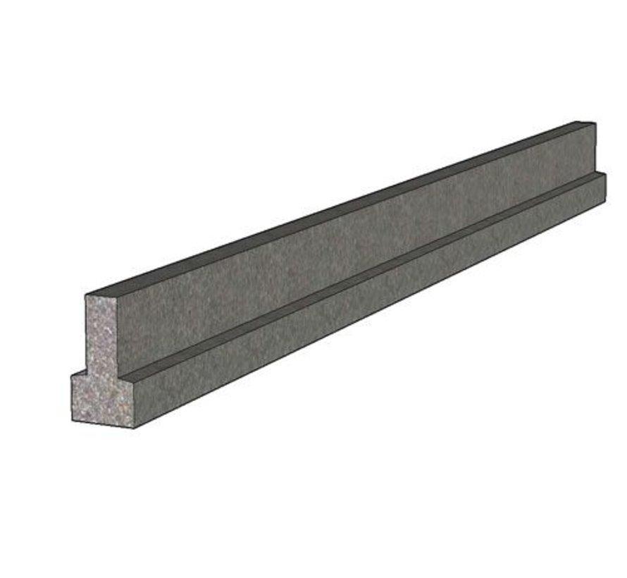 Broodjesvloer betonnen vloerligger  - lengte 305 t/m 400cm