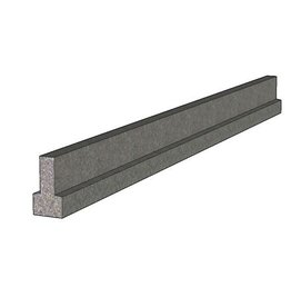 Broodjesvloer betonnen vloerligger type 29 - lengte 505 t/m 600cm