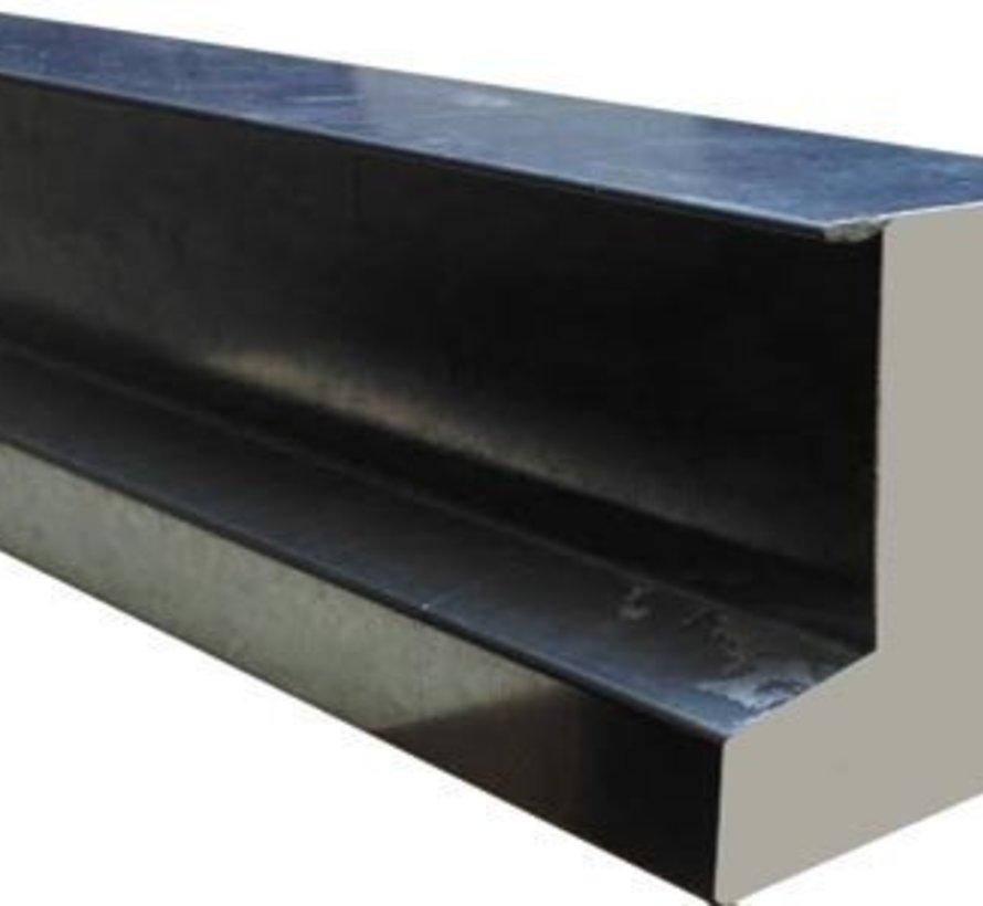 Broodjesvloer stalen vloerligger - lengte 305 t/m 400cm