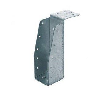 Balkdrager 59 x 156 mm met lange lip