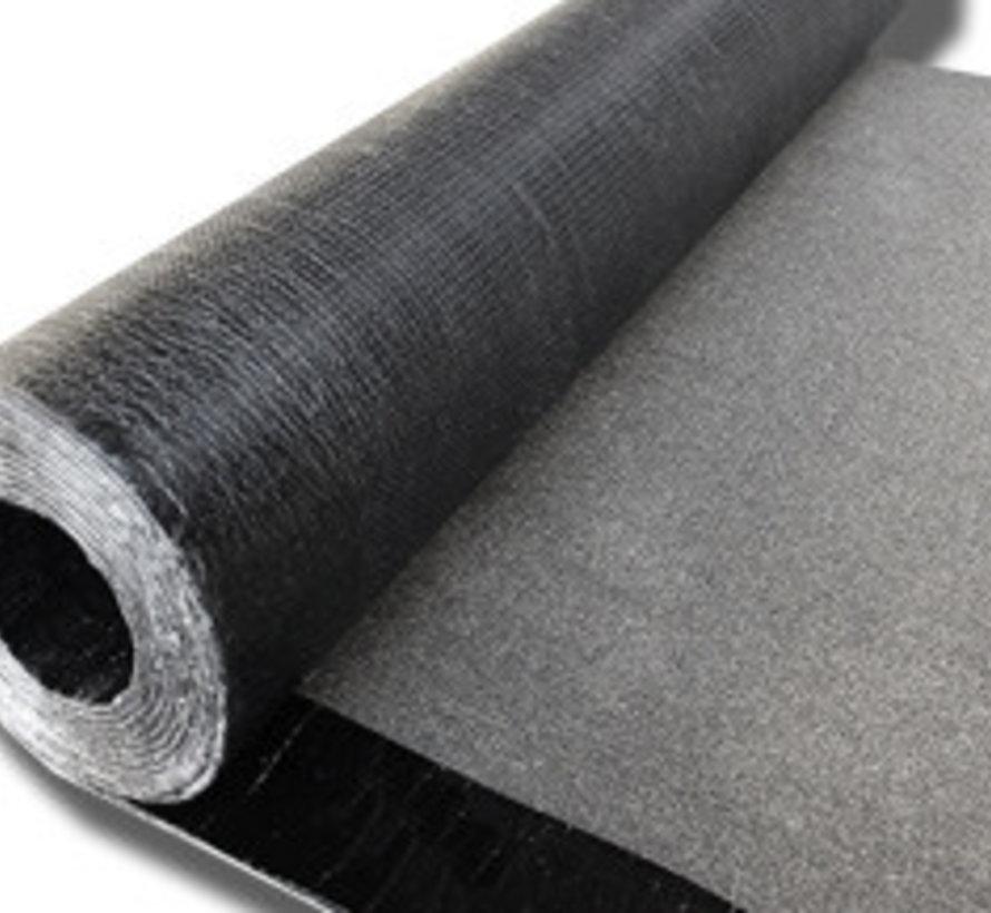 Icopal bitumen dakbedekking toplaag 470K14 zonder leislag