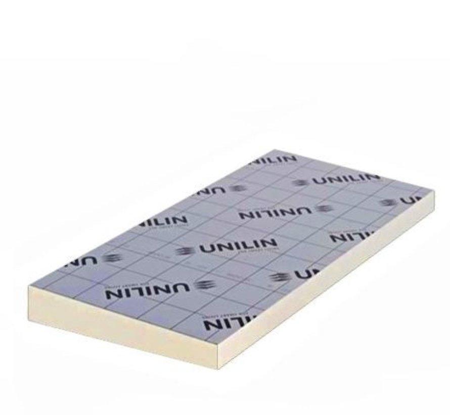 Unilin Utherm afschotisolatie platdak PIR L 60 - 70 mm