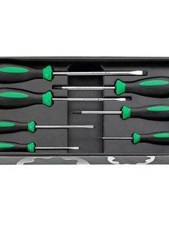 Stahlwille® luxe schroevendraaierset 4691