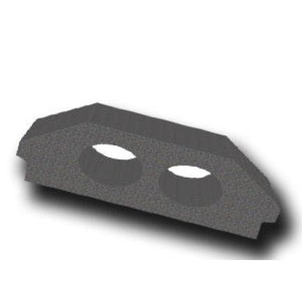 Bims betonblokken voor verdiepingsvloeren en kelderdekken