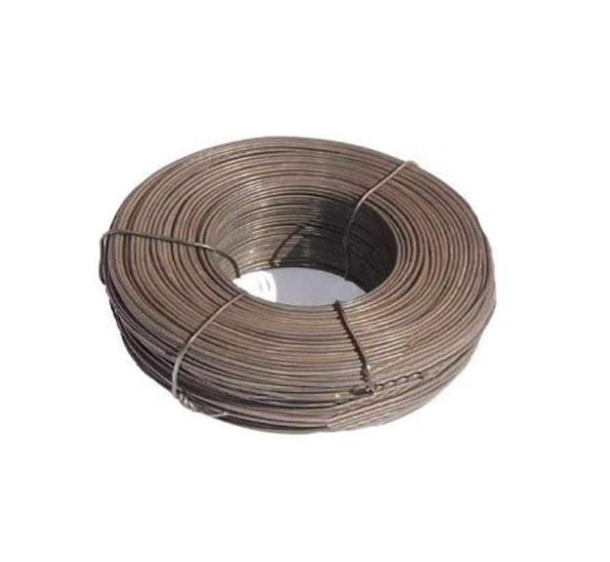 Vlechtdraad 1.2 mm voor bouwstaal (1.25kg)