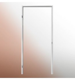 Svedex® Svedex® Match stalen deurkozijn 70 mm opdek - 2015 mm alpine wit (incl. dorpel)