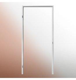 Svedex® Svedex® Match stalen deurkozijn 100 mm opdek - 2015 mm alpine wit (incl. dorpel)