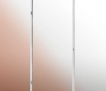 Svedex® Match stalen deurkozijn 70 mm opdek - 2115 mm alpine wit (incl. dorpel)