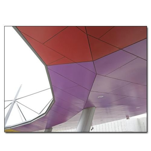 Rockpanel® Colours RAL 6009 - 6 t/m 8 mm