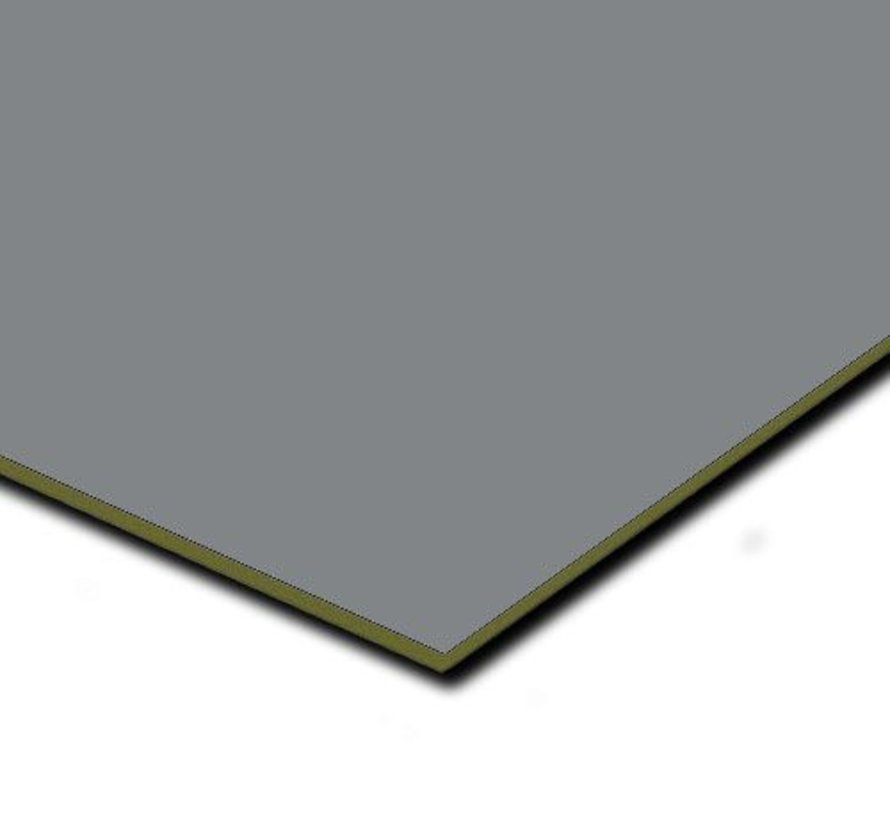 Rockpanel® Colours RAL 7037 - 6 t/m 8 mm