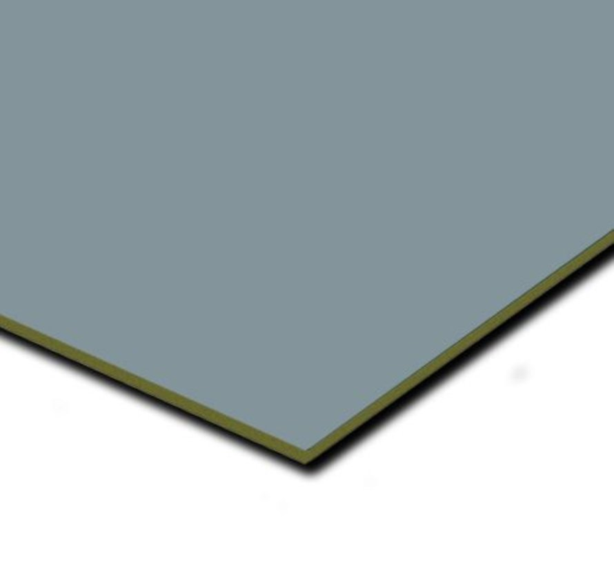 Rockpanel® Colours RAL 7001 - 6 t/m 8 mm
