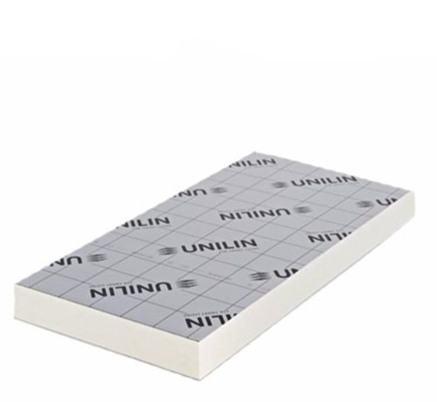 Unilin Utherm platdak isolatie PIR L 100 mm