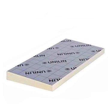 Bouwonline Unilin Utherm afschotisolatie platdak PIR L 70 - 80 mm