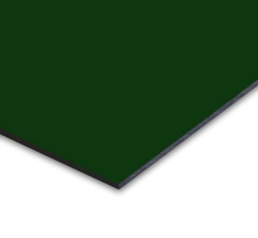 ISIcompact kunststof gevelplaat Groen