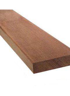 Hardhout meranti geschaafd dikte 19 mm