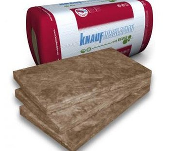 Knauf® isolatie MW35 70 mm