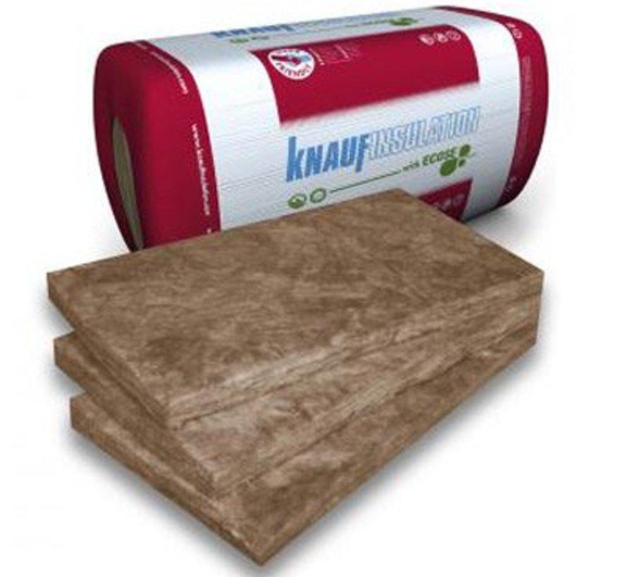 Knauf® isolatie MW35 90 mm