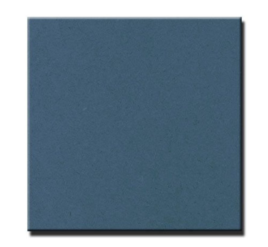 Valchromat® MDF gekleurd blauw door en door 19 mm 244 x 61cm