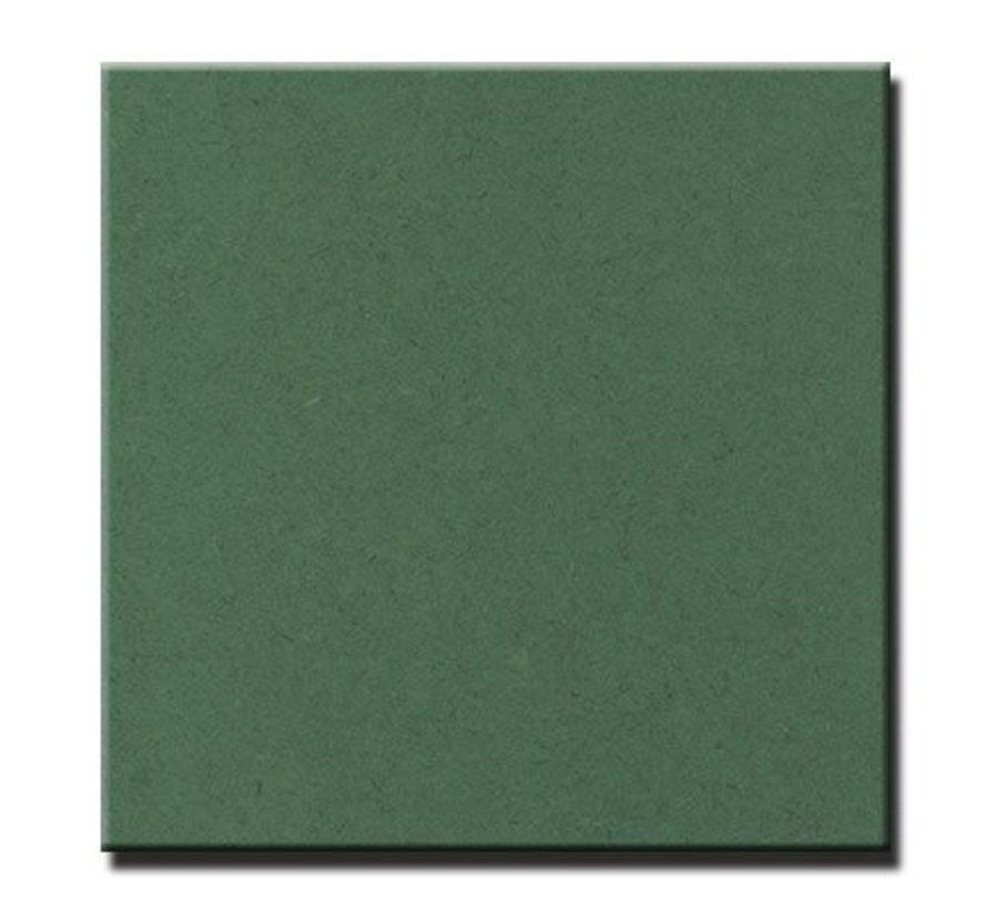 Valchromat® MDF gekleurd groen door en door 19 mm 244 x 61cm