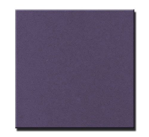 Valchromat® MDF gekleurd violet door en door 19 mm 244 x 61cm