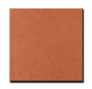 Valchromat® MDF gekleurd oranje door en door 19 mm 244 x 61cm