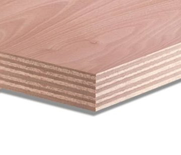 Okoume multiplex 40 mm 250 x 122cm