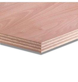 Okoume multiplex 25 mm 310 x 153cm