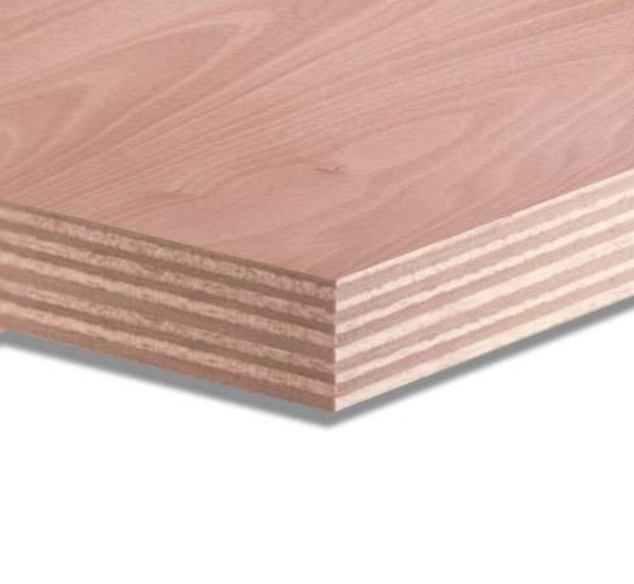 Okoume multiplex 40 mm 310 x 153cm