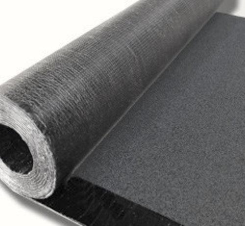 Icopal bitumen dakbedekking toplaag 470K24 met grijze leislag