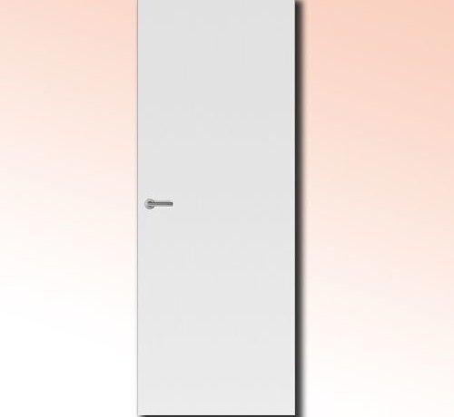 Svedex® Superlak® opdekdeur 2015 mm alpine wit rechtsdraaiend