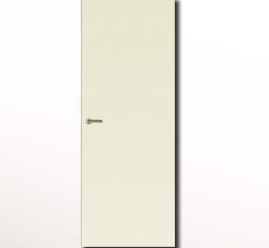 Svedex® Superlak® opdekdeur 2115 mm gebroken wit rechtsdraaiend