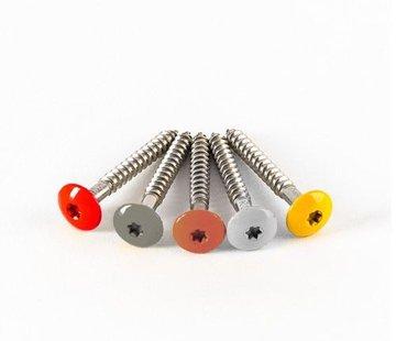 Trespa® schroeven RVS -100 stuks