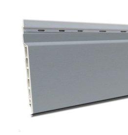 Fortalit kunststof rabat Grijs RAL 7001 17 mm 600 x 15cm