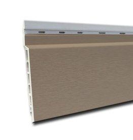 Fortalit Fortalit kunststof rabat Grijs Eiken 17 mm 600 x 15cm