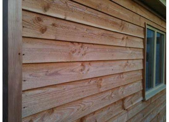 Rabatdelen van hout