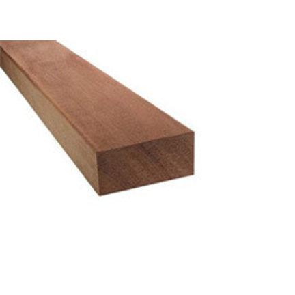 Hardhout meranti voor tuin, deuren en kozijnen