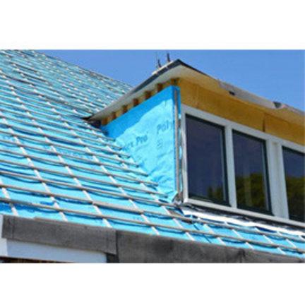 Isolatiefolie voor dakwerkzaamheden